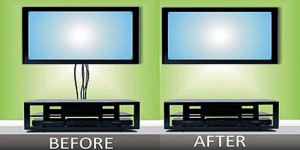 How-to-Hide-Wires-for-a-Wall-Mounted-TV