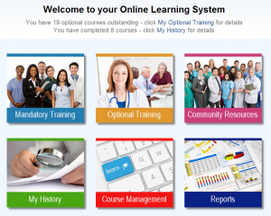 Online Learning System