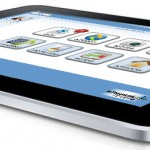 simplified technology on Tablet