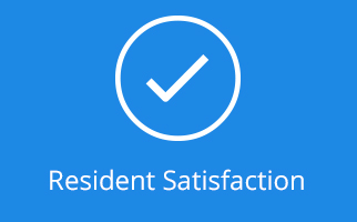 Resident Satisfaction icon