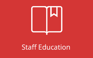 Staff education icon