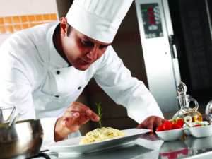 Chef in Senior Living Community