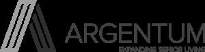 Argentum Logo-Black & White