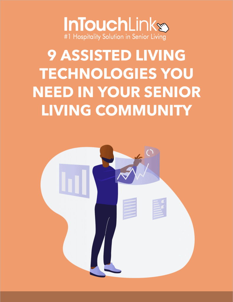 9 Assisted Living Technologies e-book cover